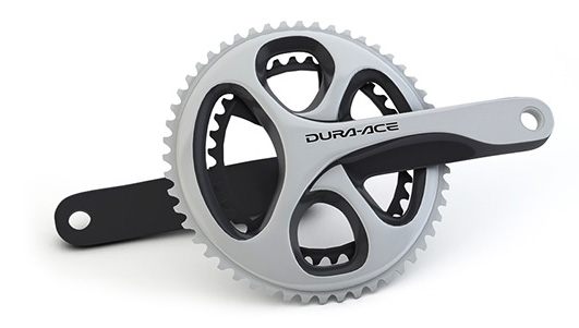 Pédalier haute performance pour bicyclette